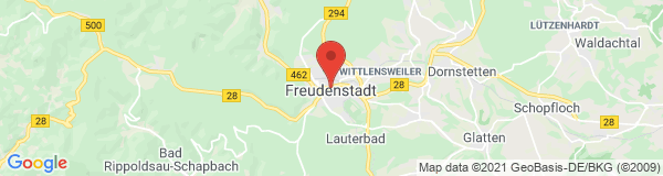 Freudenstadt Oferteo