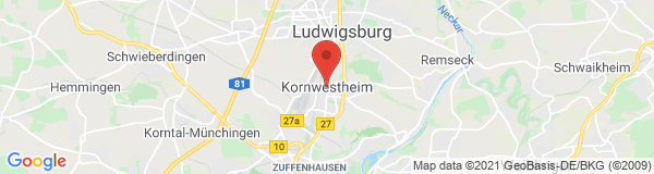 Kornwestheim Oferteo