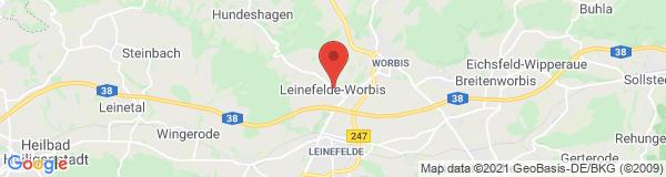 Leinefelde-Worbis Oferteo
