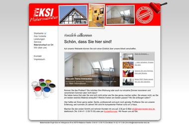 Malerfachbetrieb Ruschke, Hünfeld Fulda Wärmedämmung