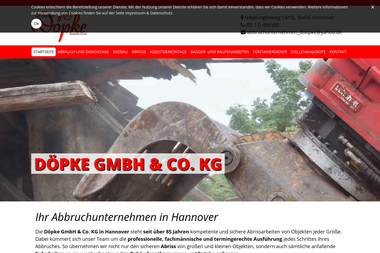 Abbruchunternehmen Hannover