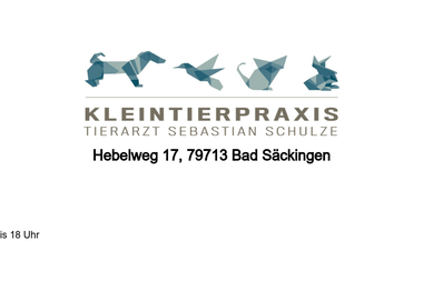 kleintierpraxis-saeckingen.de - Tierarzt Bad Säckingen