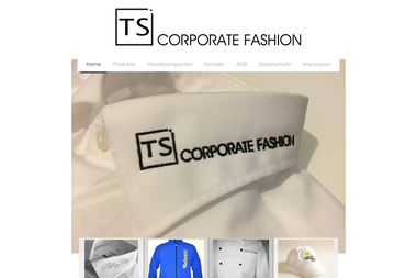 ts-fashion.de - Grafikdesigner Aalen