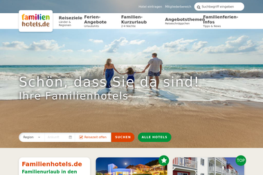 familienhotels.de - Marketing Manager Leonberg