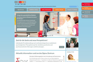 sigma-zentrum.de - Psychotherapie Bad Säckingen