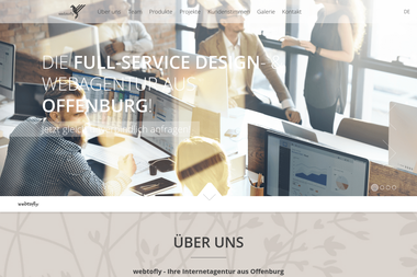 webtofly.de - Marketing Manager Offenburg