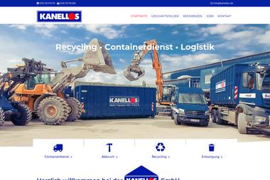 Wertstoffhof Falkensee die 10 besten containerverleihe in nauen 2018